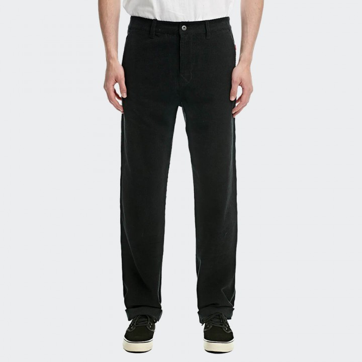 GLOBE - Chaos Pant Straight Fit Black