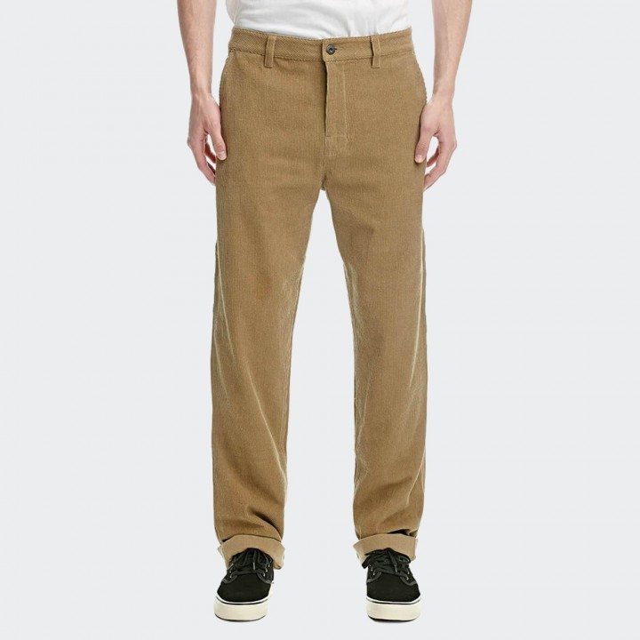 GLOBE - Chaos Pant Straight Fit Pecan