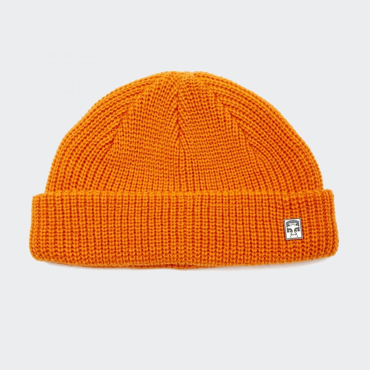 OBEY - MICRO BEANIE CARROT