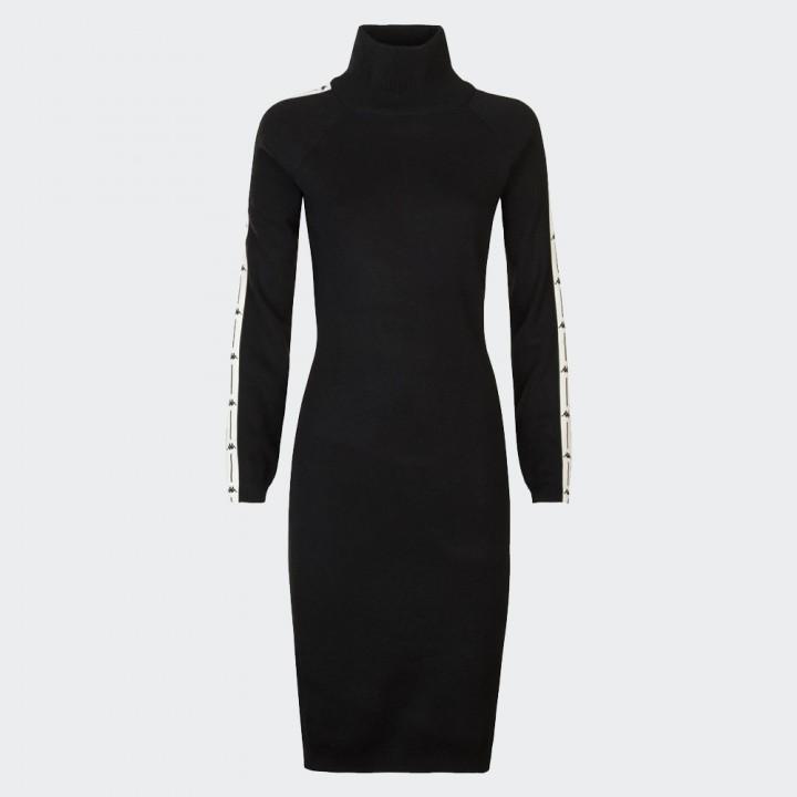Kappa - Authentic JPN Delphi Dress Black