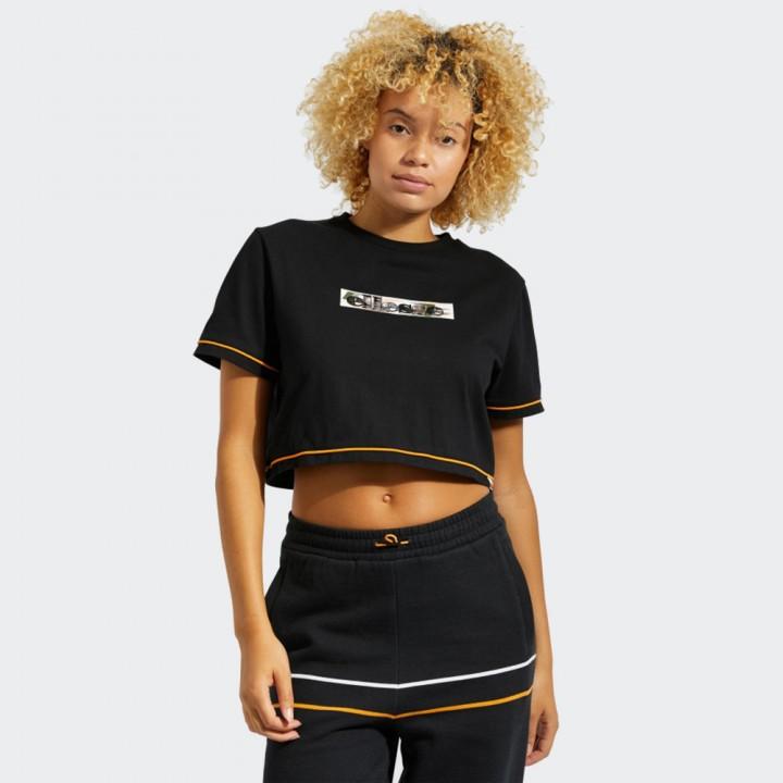 Ellesse - Ovis Crop T-shirt Black