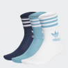 adidas Originals - Mid Cut Crew Socks 3 Pairs