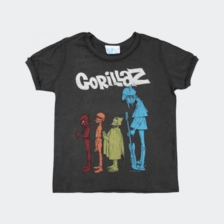 Amplified - Kids Gorillaz dare T-shirt