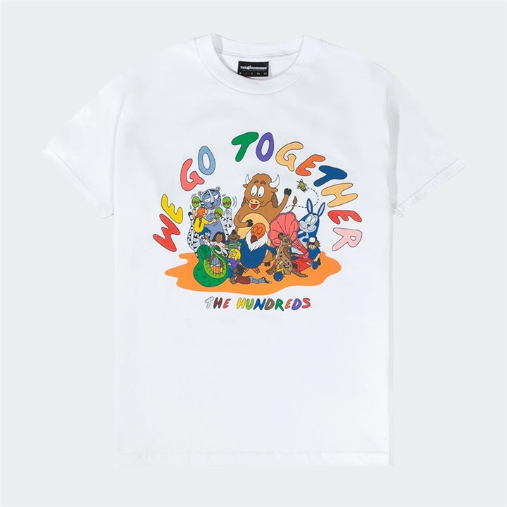 The Hundreds - Together T-shirt White