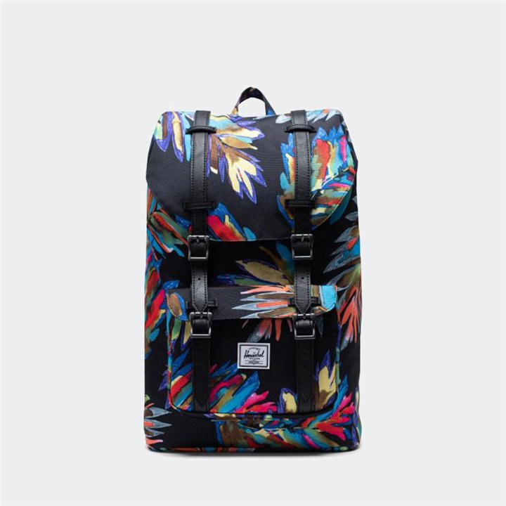 Herschel - Little America Backpack Mid-Volume Painted Palm
