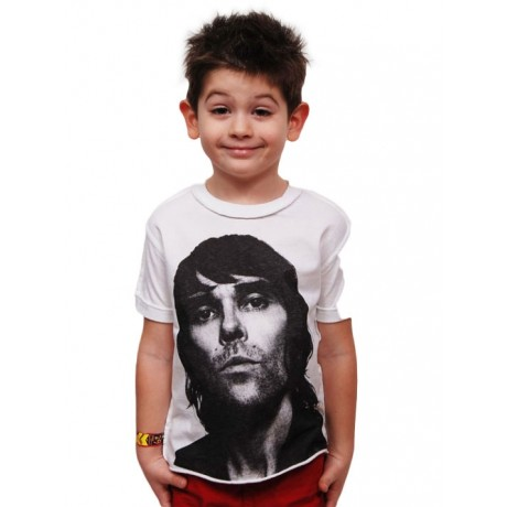 Amplified - Kids Ian Brown T-shirt
